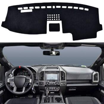 SPEEDWOW Dashboard Cover Mat (2015-2020)