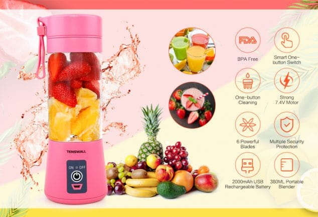 Portable Small Blenders