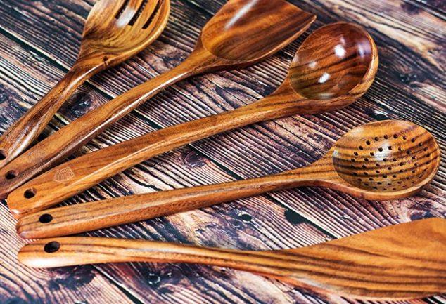 Wooden Cooking Utensil