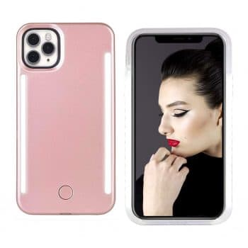 Selfie Light up Case for iPhone, QWIFEY