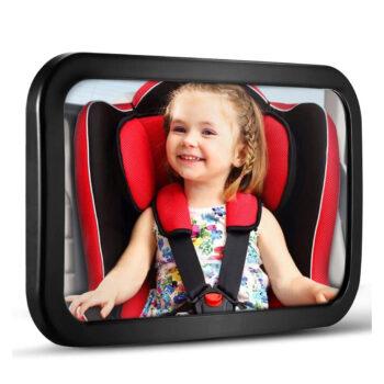 DARVIQS Baby Car Mirror
