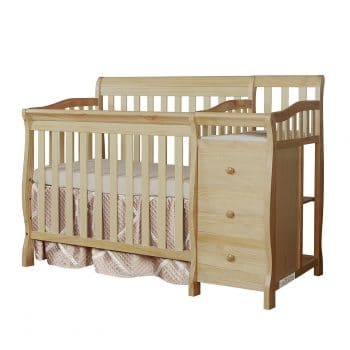 Dream On Me 4-in-1 Convertible Crib, Greenguard Gold Certified