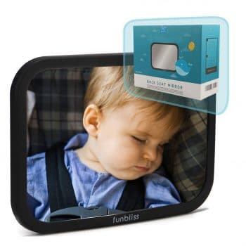 Funbliss Baby Car Mirror