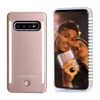 S10 Selfie Light up Case, VANJUNN