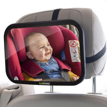 Sunferno Baby Car Mirror