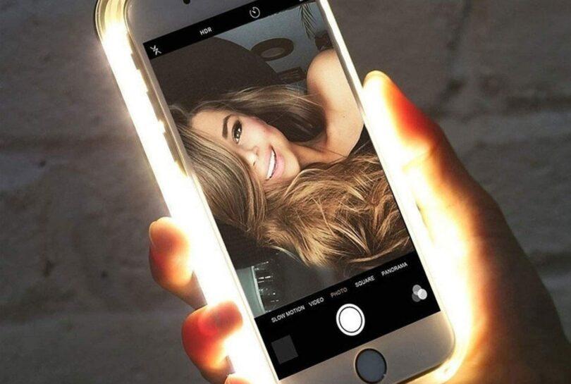 Selfie Light Cases for Phone