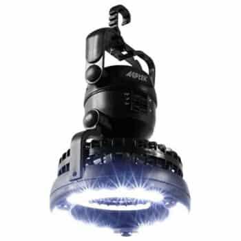 AGPtek 2-in-1 LED Camping Fan