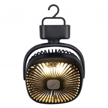 REENUO Tent Fan with Camping Lantern