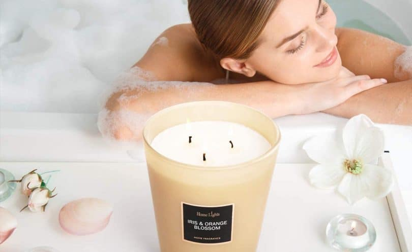 Small Tumbler Candles