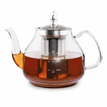 COSORI Glass Teapot, BPA Free, and Durable Borosilicate