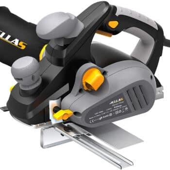 JELLAS 7.5Amp Power Hand Planer