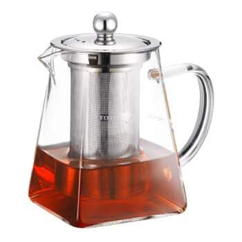 TOYO HOFU Glass Tea Pot, 600 ml