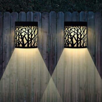 Timeflies Wall Mounted Solar Light Outdoor
